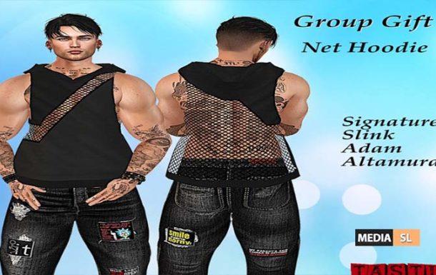 Tastic-Net Hoodie Group Gift  – GIFT