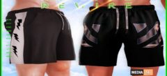 BOLT SHORTS – NEW MEN