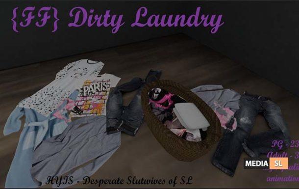 {FF} HYIS – Dirty Laundry – NEW DECOR