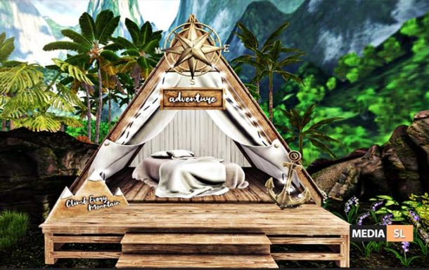 Tropical Glamping – BLOG