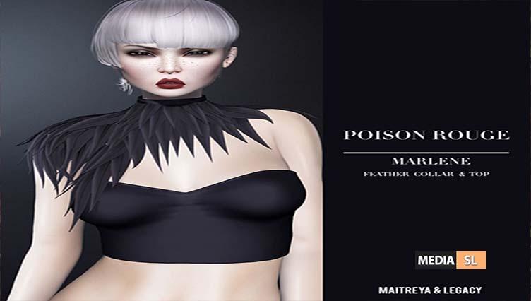Poison rouge – @ eBento Event – NEW