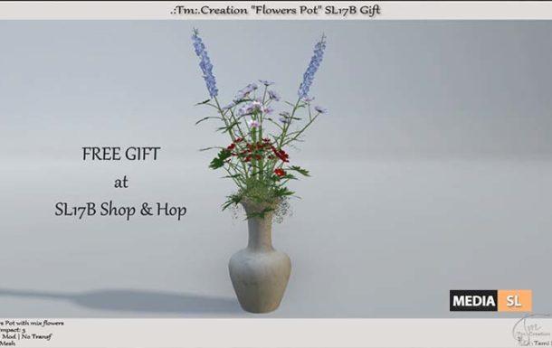 Tm:.Creation Gift for SL17B Shop & Hop – GIFT