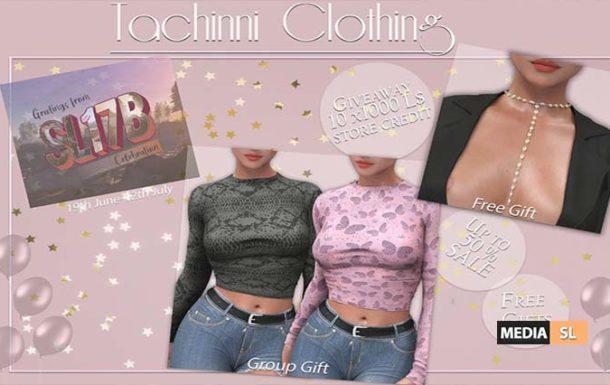 Tachinni Clothing – SL17 Birthday – NEW