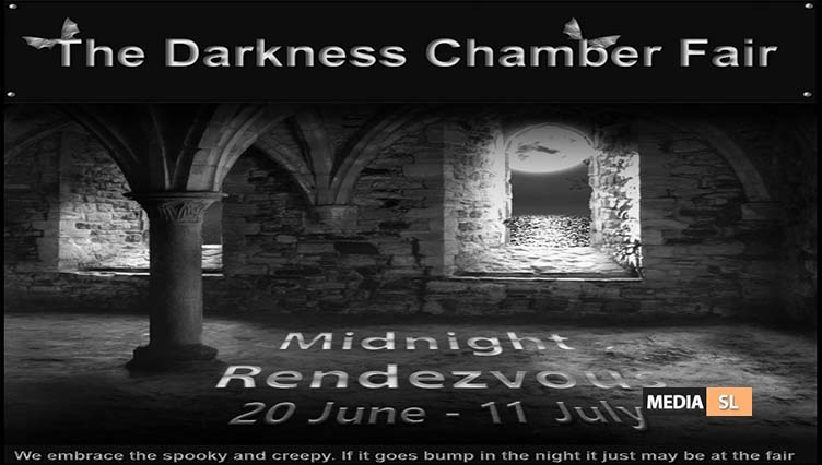 The Darkness Chamber Fair– August 2020