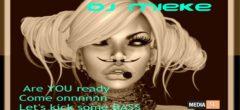 DJ Mieke (Mieke McMillan) – DJ