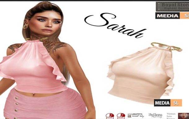 .:RS:. Sarah top 89 Ls in main store – NEW