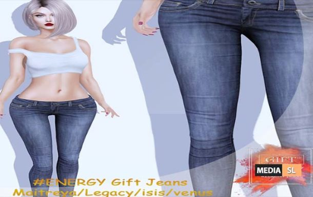 ⚡ENERGY – GROUP GIFTS⚡ 🔥 Jeans – GIFT