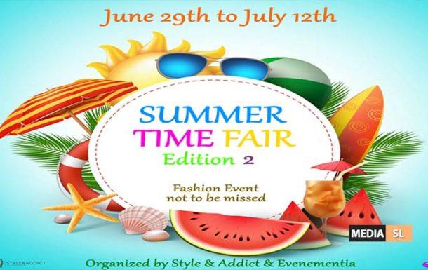 Summer Time Fair – June 2020