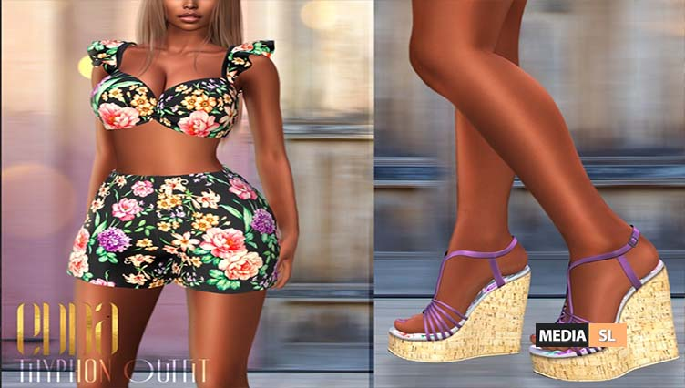Thyphon Outfit – NEW