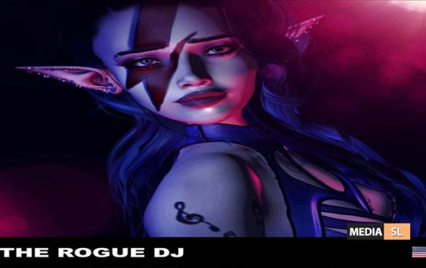The Rogue DJ  (jessikadarkstar) – DJ