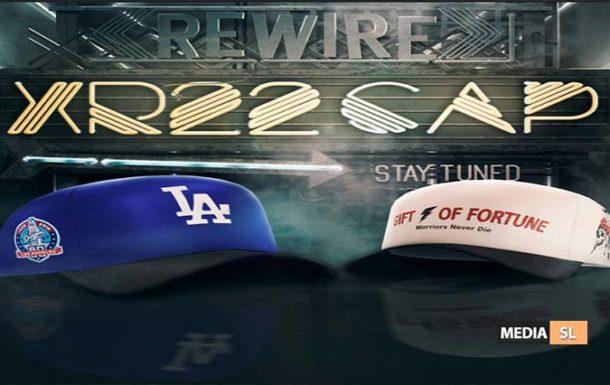 REWIRE – XR22 Cap out – NEW MEN