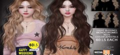 Hair Xia for Happy weeeknd sale – SALE