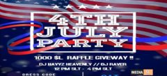 MEDIA SL 4TH JULY THEMED PARTY !! – Show
