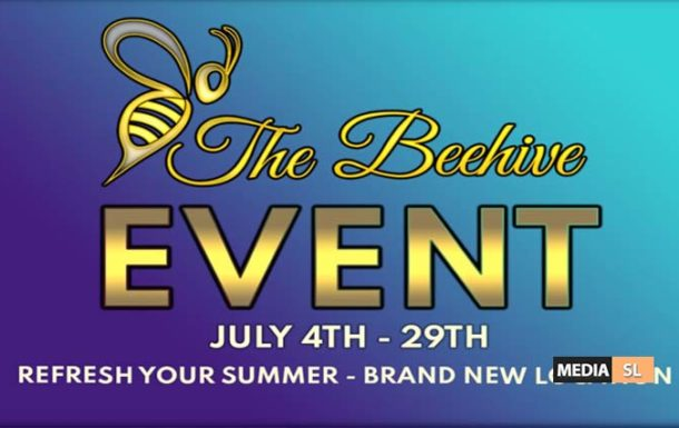 The Beehive Event – July 2020
