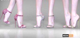 Remezzo – Dina Heels – NEW
