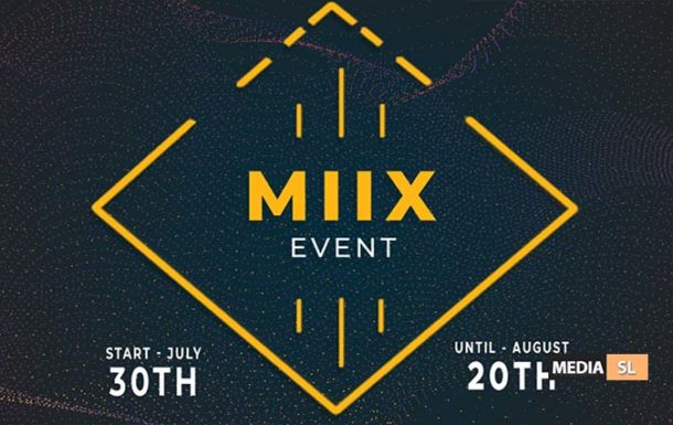 :::MIIX EVENT::: – July- August 2020