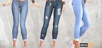 Harmony Jeans – NEW