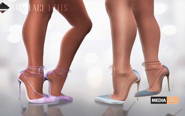 Liza Heels – NEW