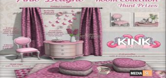 [CIRCA] – Pink Delight – Room Collection – NEW DECOR