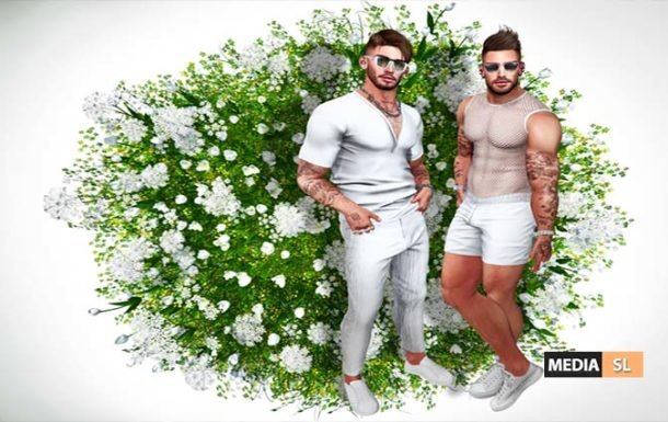 Gallant Color of Spring White  – BLOG