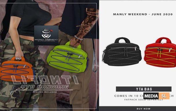 LIFONTI – YTA Bag – Sale