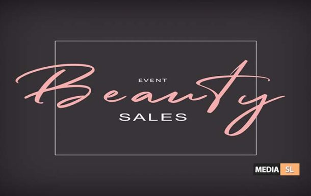 Beauty Sales Event – June  2020