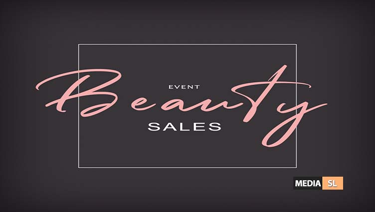 BEAUTY SALES EVENT – AUGUST  2020