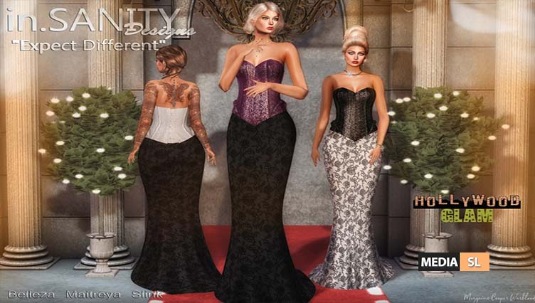 Hollywood Glam – NEW