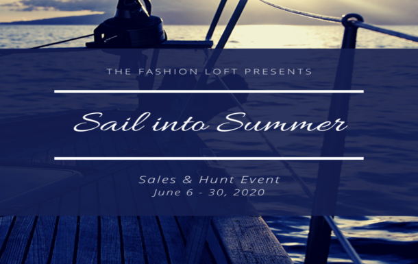 Sail Into Summer Event – June 2020