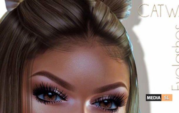 Eyelashes -MARGO- CATWA – NEW
