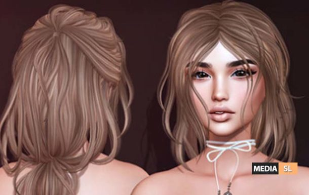 {Limerence} Tammi hair with or without bandana – NEW