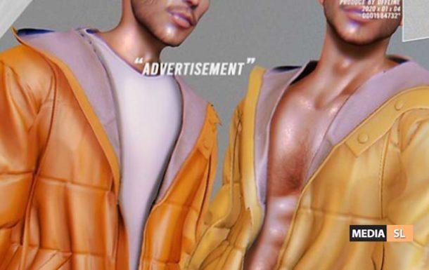 """""""Off-Line"""" x """"Brody"""" Jacket – NEW MEN"""
