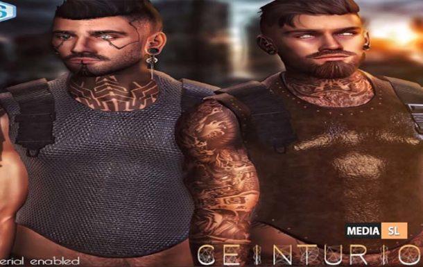 New Release !!! Ceinturion – NEW MEN