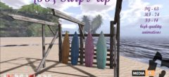 {FF} 12 – Surf's Up – NEW DECOR