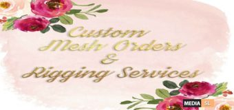 CUSTOM MESH AND RIGGING SERVICES – SHOP