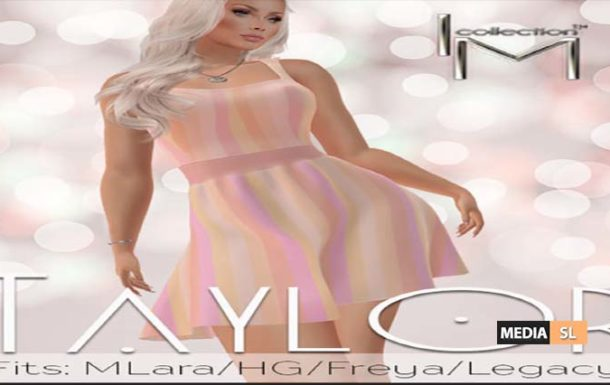 I.M.C. Taylor Dress – SALE