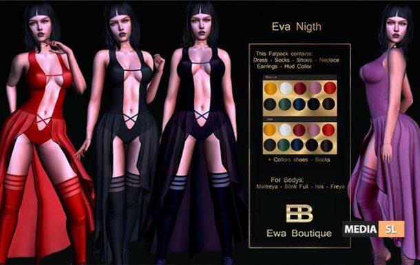 Ewa Boutique @ Darkness 2.0 Event – NEW