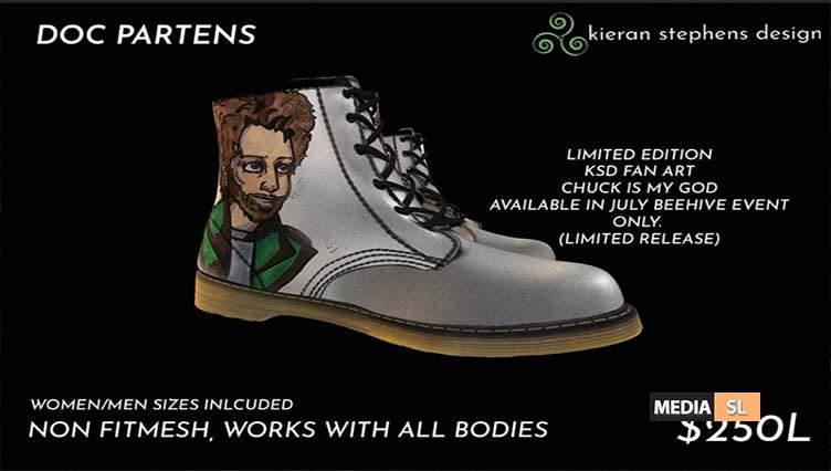 Kieran Stephens – @ The Beehive Event – new