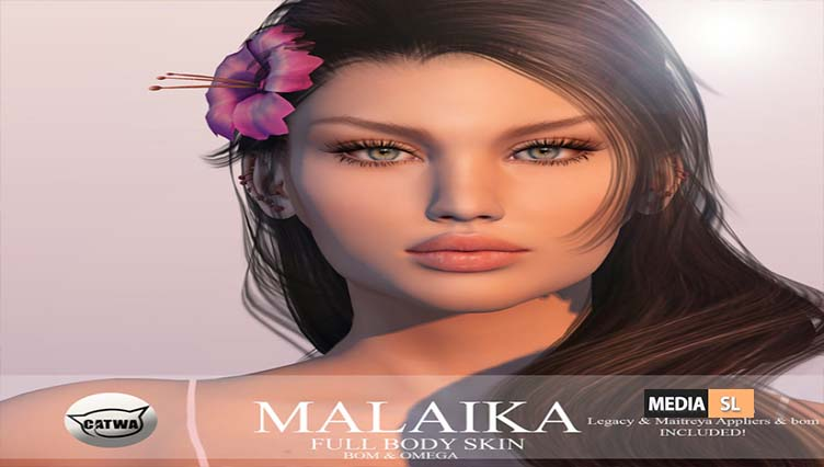 MALAIKA CATWA SKIN – NEW