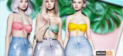 Annabel outfit – Collabor88 by Gaia – NEW