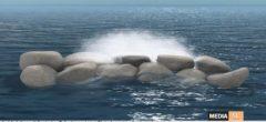 "The Beach Rocks Barrier"" OFF/IN SIM – NEW DECOR"