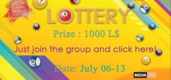 ♠♦Lottery ROUND 20. July 06-13. Results July 13. ♠♦   – SALE