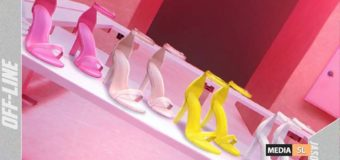 """""""Off-Line"""" x """"Glamping"""" Heels – NEW"""