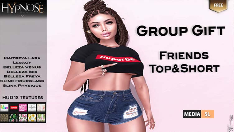 HYPNOSE – GROUP GIFT FRIENDS – GIFT