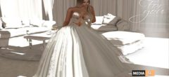 **ABSEN** EVENING DRESS-INSISTENCE – NEW
