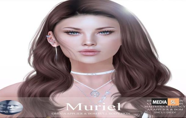 NEW AND ONLY 99L FOR FBF MURIEL SKIN GENUS – NEW