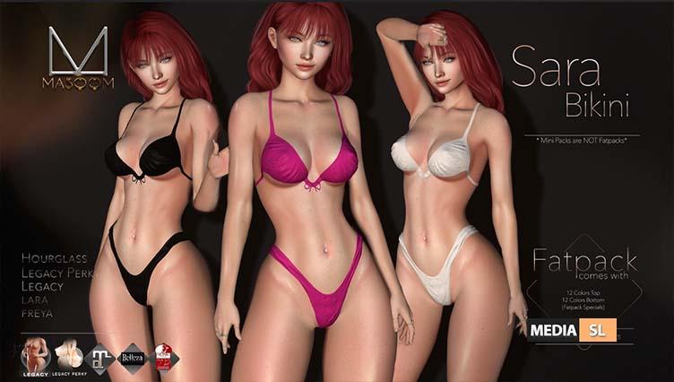 [[ Masoom ]] Sara Bikini – NEW