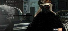 **ABSEN** GOTHIC DRESS-MOMENT OF ETERNITY – NEW