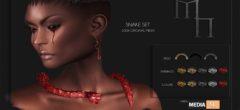 Snake Set by Madame Noir – NEW