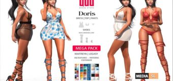 [ADD] Doris Look – NEW